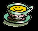 Op de koffie